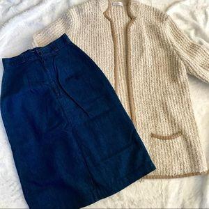 Koala Wear | Vintage Denim Skirt